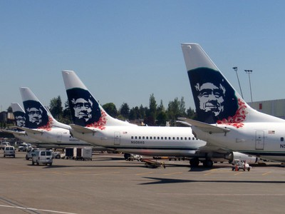 Alaska Airlines Falls To Worst Among Mainline Carriers For