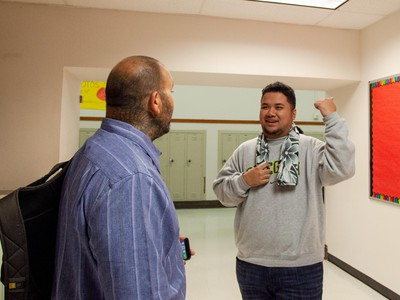 To Raise Graduation Rates For Students Of Color, Salem-Keizer Schools Focus On Relationships