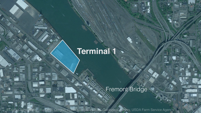 What Is Terminal 1?   News | OPB