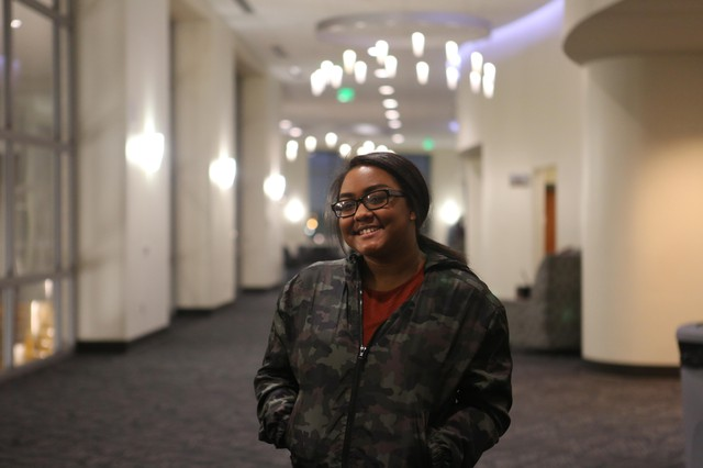 Former foster youth Raygan Bean started her freshman year at Middle Tennessee State University, with help from the Youth Villages Lifeset program.