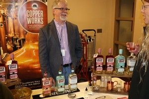Copperworks Distilling co-founder Jason Parker said his Seattle distillery is turning single farm, single variety, single vintage malts into whiskey to capture flavor from the field all the way to the bottle.
