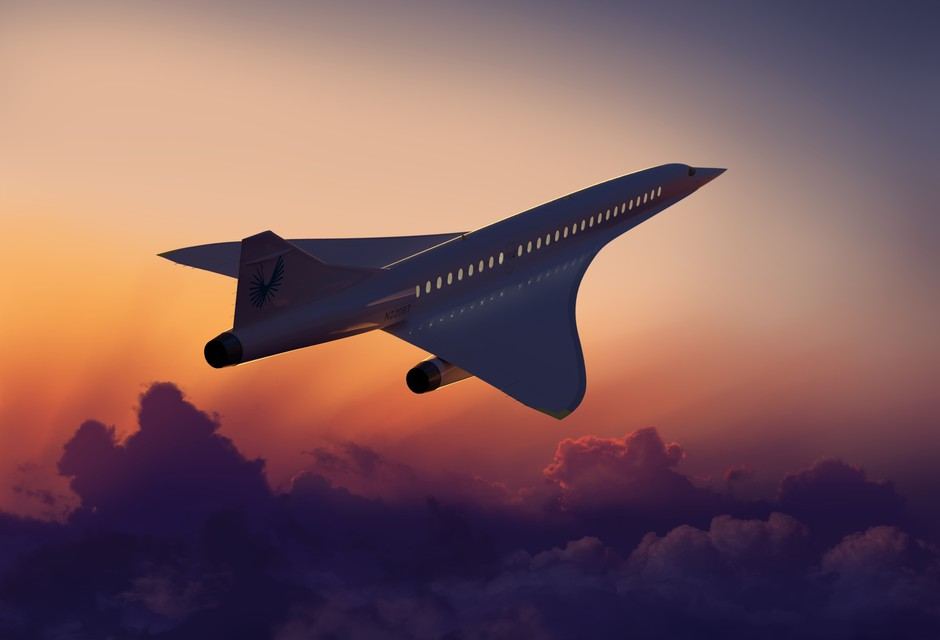 Civilian supersonic flight over land has been banned by the FAA since the early 1970s.