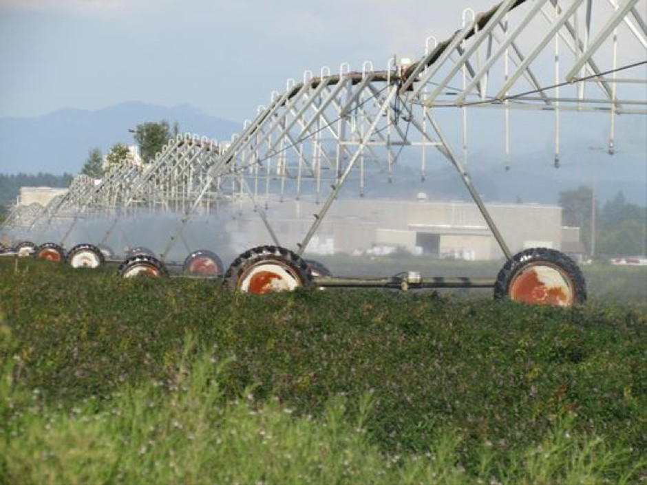 Agriculture accounts for 80 percent of Oregon's water consumption. But snowpack and glaciers have been diminishing and drought declarations are becoming routine.