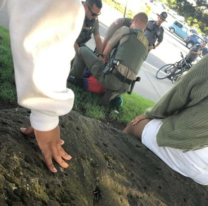 Clackamas County deputies are facing a lawsuit for kneeling on Ka'Mar Benbo's neck during an Aug. 5, 2019 incident.