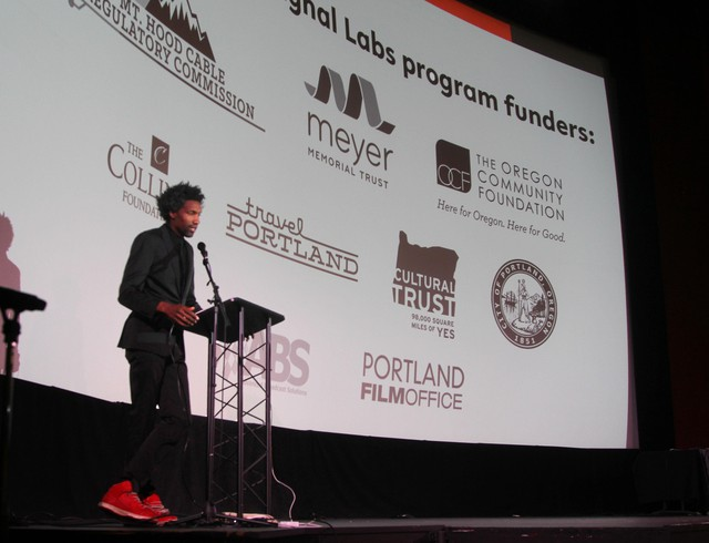 Photographer and filmmaker Ifanyi Bell leads Open Signal Labs, a year-long fellowship providing Black filmmakers with professional training and mentorship.