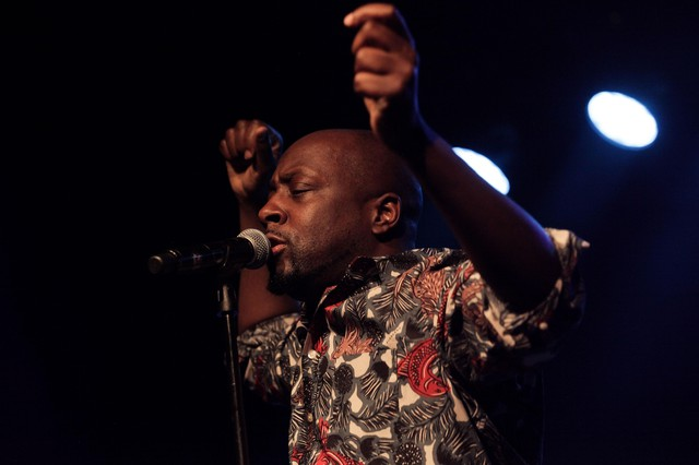 Wyclef brought back The Score, The Carnival and the glorious '90s.