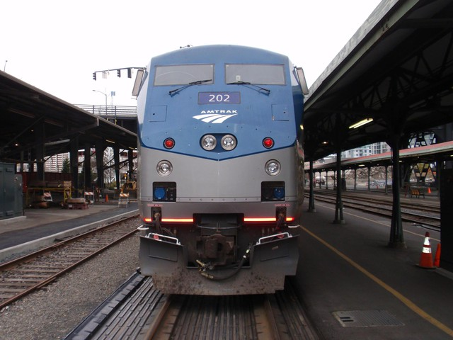 Legislative interest in boosting east-west intercity train service in Washington state prompted a feasibility study that was completed this month.