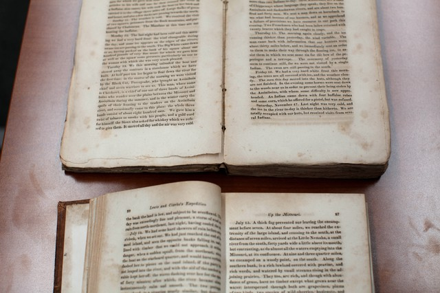 The difference between a journal in its original condition versus being rebound for private libraries.