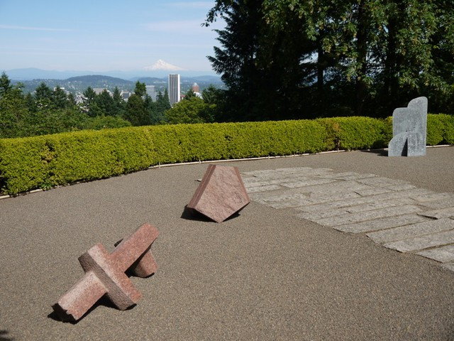 For three years, the Portland Japanese Garden worked to procure the artwork of internationally acclaimed sculptor Isamu Noguchi.