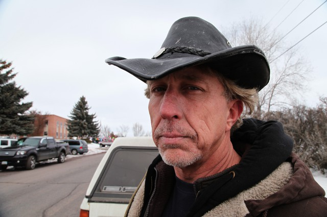 Coloradan Scott Willingham left the Malheur National Wildlife Refuge just before the FBI checkpoints were established on Jan. 27.