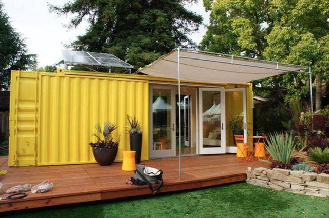 Next Phase Of Tiny House Movement Brings Shipping Container Homes To Portland