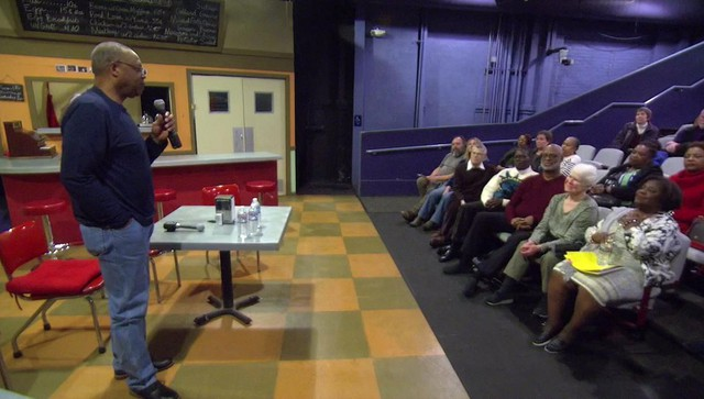 PassinArt's post-performance talk-backs are an integral part of the theater's mission.
