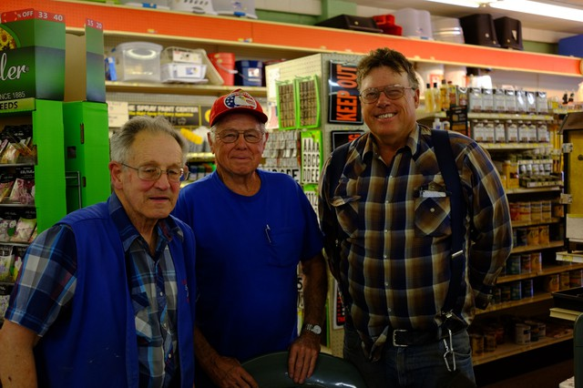 Denis Kalina, David Victorine, and Robert Fabianich. Kalina also manages the town museum, which has examples of Czech costumes made by early settlers, along with other memorabilia from the town's settlement.