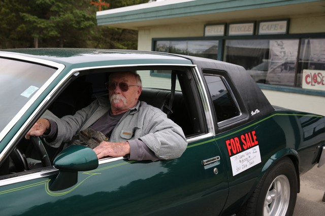 Retiree Bruce Sewell has one too many cars on his hands, so he's selling his 1978 Grand Prix.