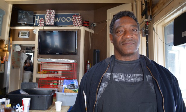 Reo Varnado has been barbecuing since he was five years old.