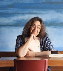 """Laurie Wolf, author of """"Portland, Oregon Chef's Table"""""""