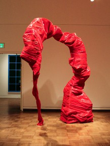 Squeezed Arch, 2012, AbbieMiller