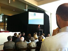 OHSU officials announce the biggest donation in the institution's history.