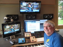 Metzger spent several years in the L.A. area, but his reputation now allows him to work on projects from his home in Oregon. Right now, he's working on the score for Planes 2.