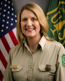 U.S. Forest Service Interim Chief Vicki Christiansen