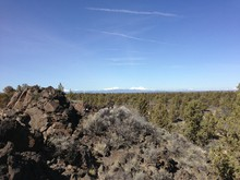 The Oregon Badlands Wilderness is a 29,000-acre federal wilderness area east of Bend.