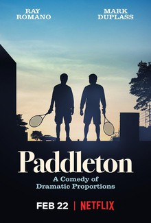 """Paddleton"" debuts on Netlfix on Feb. 22"