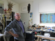 Bill Hoppe, whose work will be seen this month at Laura Russo Gallery.