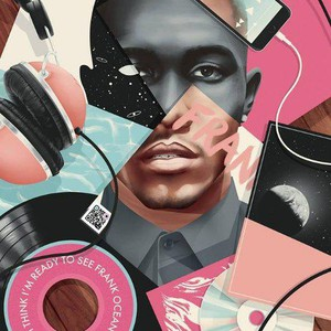 Lawson's poems converse with the music of Frank Ocean, exploring themes of intimacy and social politics.
