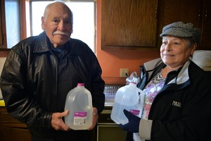 Martin Yanez and his sister Rosalinda Guillen live in the Yakima Valley near a large dairy. Their well water has high levels of nitrates, which can cause health problems. Boiling water with high levels of nitrates actually concentrates the contamination. So the siblings are left with bottled water as their only option for safe drinking water.