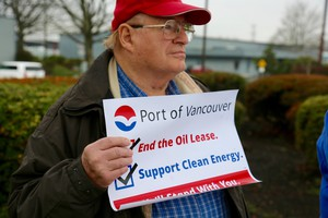 Port of Vancouver commissioners passed a significant energy policy shift to oppose future bulk fossil fuel terminals.