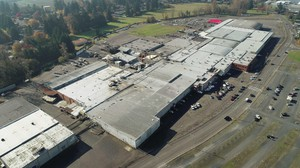 The NORPAC Foods processing plant in Stayton, Ore.