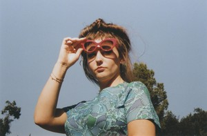 """Angel Olsen's """"Tiny Dreams Solo Tour"""" comes to Portland September 12-13 at the Newmark Theater"""