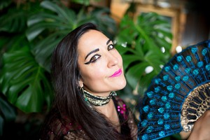 """""""A lot of my friends, I think, are more practical, and they ask, 'What's your plan for the next thing?' And I'm, like, there is no plan! I'm going to be sixty in the club!"""" Anjali Hursh, A.K.A. DJ Anjali."""