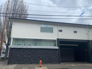 Portland's boutique Jupiter Hotel will be converted into a homeless shelter. Its 81 rooms will be available to people experiencing homelessness who are sick but have yet to test positive for COVID-19. Jupiter NEXT, the hotel next door, will operate as usual.