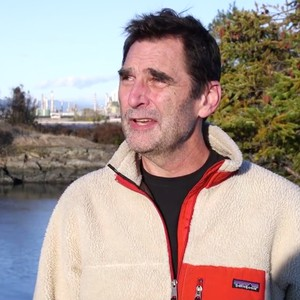 Ken Ward of Corbett, Oregon, faced criminal charges in a 2017 trial after turning off a valve to stop the flow of oil from the tar sands in Canada into the United States.