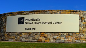 More than 180 PeaceHealth employees in Springfield, Oregon, will lose their jobs as the part of the nonprofit health care company's planned layoffs in Oregon, Washington and Alaska.