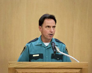 Multnomah County Sheriff Mike Reese places the responsibility for Sergio Jose Martinez's release squarely on ICEofficials.