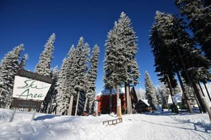 The Spout Springs Ski Area will not open this year due to concerns about public safety in the parking lot, according to the ski area's owner.