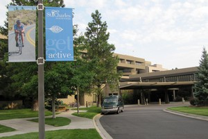 St. Charles Medical Center in Bend