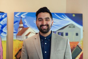 Juan Carlos Gonzalez, the development director at a Washington County community center, made a conscious choice to come home to Oregon.