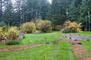 Leach Botanical Garden provides a peaceful and rustic setting amid thousands of plant species, not far from Southeast Forster Road and 122nd Avenue in East Portland.