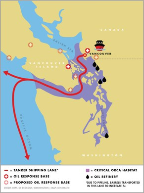 BCs OilSpill Readiness Has US Neighbors Worried About Pipeline