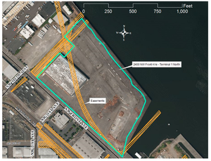 Portland City Council is debating what to do with surplus land at Terminal 1, in an industrial part of Northwest, along the Willamette River.