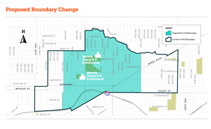 Portland Public Schools proposes significantly reducing the boundaries for Beverly Cleary K-8, as one of several steps to balance enrollments in North and Northeast Portland.
