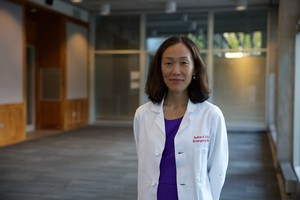 Dr. Esther Choo is an emergency medicine doctor and associate professor for the Department of Emergency Medicine at the OHSU School of Medicine.