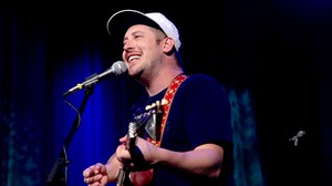 Portugal. The Man performs in the studio for opbmusic