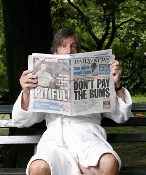 """Satirust Andy Borowitz honed his chops at the Harvard Lampoon before diving into a career as a TV producer and writer. But most readers know him today as the pen behind the New Yorker's satirical news feed, """"The Borowitz Report""""."""