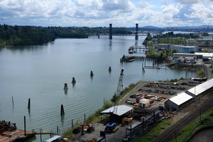 More than a hundred parties share responsibility for cleaning up the highly polluted 10-mile stretch of the Willamette River known as the Portland Harbor Superfund Site.