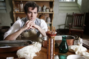 Matthew Amendt as Humphry Davy
