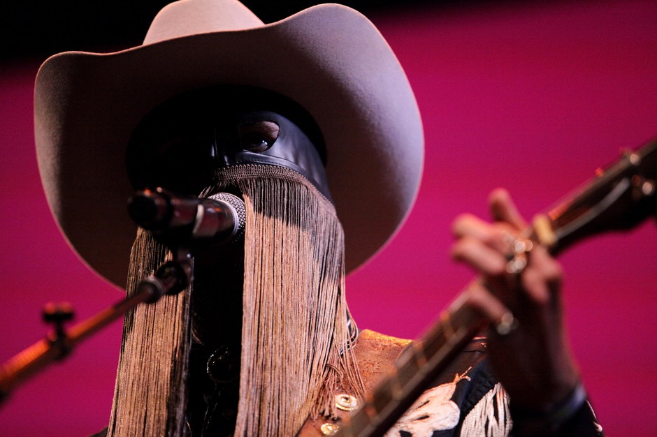 Orville Peck at THING 2019